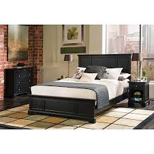 Bed Set Images Home Styles Bedford Wood Panel Bed Chest And Nightstand Set