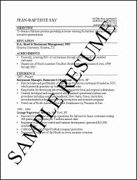 simple resume format simple resume sle exle of simple resume simple resume format