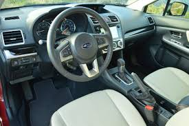 subaru hybrid interior subaru car reviews and news at carreview com