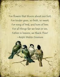 a poem about thanksgiving ephemera u0027s vintage garden weekly freebie chickadee thanksgiving