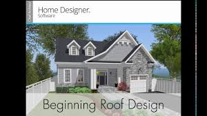 Home Designer  Beginning Roof Design YouTube - Home designer