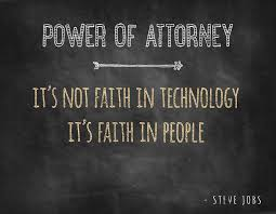 Durable Power Of Attorney Illinois by Power Of Attorney Chicago Estate Planning