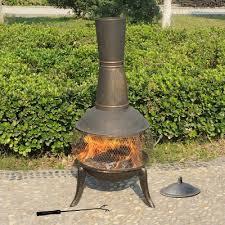 Homemade Chiminea Chimenea Fire Pits U0026 Patio Heaters Target