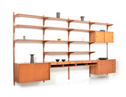 wall unit exclusive u0026 rare teak wall unit by rud thygesen u0026 johnny sørensen
