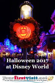 halloween 2017 at walt disney world yourfirstvisit net