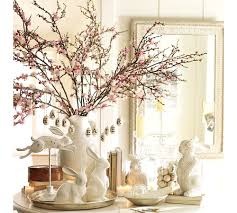 Rabbit Home Decor Easter Decor Easter Easter Table And Easter Decor