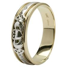 claddagh wedding ring mens claddagh wedding ring sm 14ic2