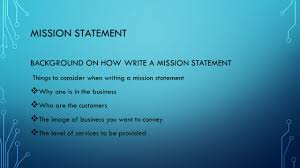 objectives of mission statement mcdonald s mission and vision statements student s name 4 mission statement background