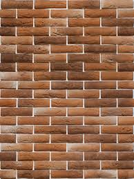contemporary exposed red brick wall design will make you feel as