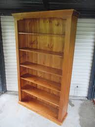 How To Build A Large Bookcase Remodelaholic Build A Wall To Built In Desk And Bookcase Replace