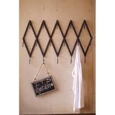 wall hanging coat rack wall shelves