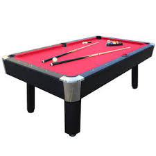pool table ping pong top sportcraft 7 red billiard table w table tennis top
