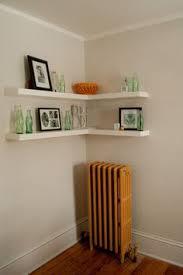 Bookshelves Corner by Simple Diy Corner Book Shelves Adding Storage Spaces To Small Kids