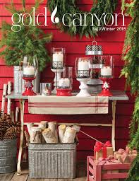 gold canyon fall winter 2016 catalog u s gold canyon candles