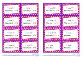 Multiplication Table Games by Times Tables Games