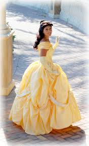 Belle Halloween Costume Women Custom Belle Ballgown Disney