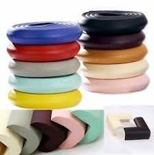 Baby Desk Baby Safety Table Desk Edge Corner Cushion Guard Strip Softener