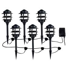 Solar Landscape Lighting Kits by Outdoor Low Voltage Lighting Kits As Outdoor Solar Lights Trend