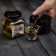 tasty olives u0026 bird toothpick dispenser stay tasty