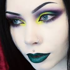 Gothic Halloween Makeup Ideas Reeree Phillips Reeree Phillips Pinterest