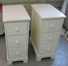 narrow side table tall narrow bedside table narrow nightstand ideas fabulous tall