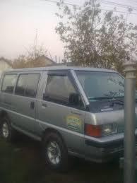 mitsubishi van 1988 мицубиси л300 1988 насмотрелся я по tv передач про то как