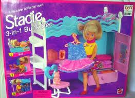 Barbie Bunk Beds 54 Best Barbie Stacie And Friends Images On Pinterest Barbie