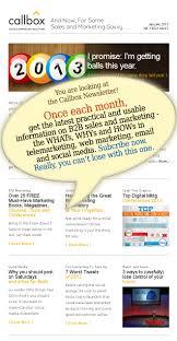 multi touch multi channel marketing campaign callbox