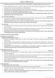 Camp Counselor Resume Sample by Education Resume Examples Resume Professional Writers