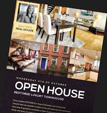 real estate flyer templates for photoshop flyerheroes