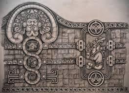 aztec style tattoo design by mantas5tz on deviantart