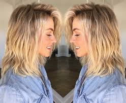 perms for fine hair before and after julianne hough beachy waves perm allure