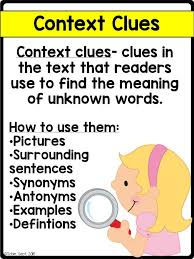 22 best context clues in 3rd grade images on pinterest context