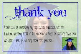 graduation thank you notes 15 graduation thank you notes free sle exle format graduation