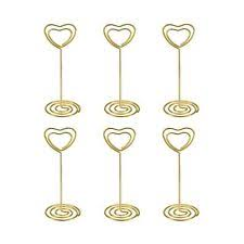 table number card holders shappy 24 pack of table number card holders photo holder stand place