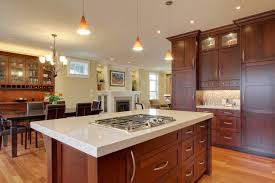 mission style cabinets kitchen traditional with cherry kitchen