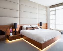 Platform Style Bed Frame Floating Beds Elevate Your Bedroom Design To The Next Level