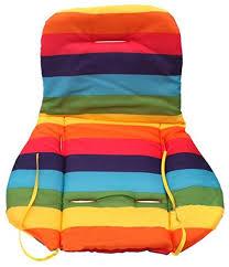 rembourrage siege auto ejy coton coloré epais poussette coussin bébé siège poussette