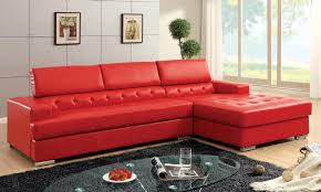 Red Sofa Sectional Sofas Red Sectional Sofa With Chaise Red Sectional Sofa