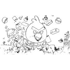angry birds go coloring pages free coloring pages ideas