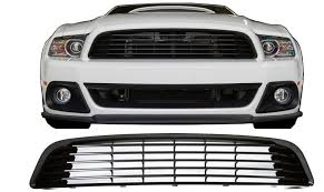 roush mustang 2013 2013 14 mustang roush high flow grille 421392 239 99