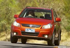 2007 suzuki sx4 road test caradvice