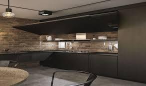 cuisine ultra moderne salle a manger ultra moderne 12 parement brique cuisine chaios