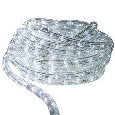 12v led dimmable cool white rope light 50ft ledropekits 12v cw