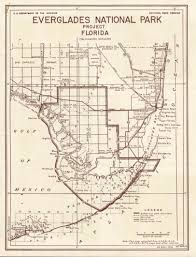 Map Of Florida State Parks by A State Park Under The Sea The Florida Memory Blog