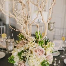 Manzanita Centerpieces Tag Wedding Arch Billies Flower House