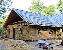 building a home in vermont a straw bale home in vermont greenbuildingadvisor com
