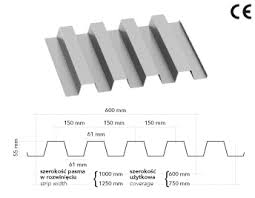 steel trapezoidal corrugated sheets for deck roofs page