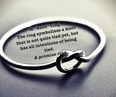 knot ring meaning promise rings for couples search rings