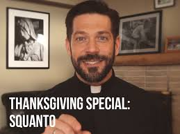 thanksgiving special squanto